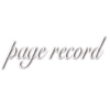 page record